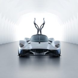 The Aston Martin Valkyrie Design