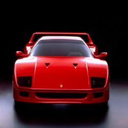 The Ferrari F40 30th Anniversary