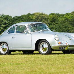 1962 Porsche 356 B 1600 S Coupe