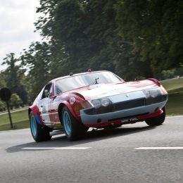 1972 Ferrari 365 GTB_4 (Daytona) Competizione