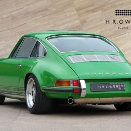 H.R. Owen Ecurie Becomes Exclusive Distributor For Rennsport Porsches