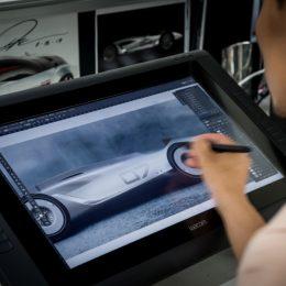 Infiniti Reveals 'Prototype 9' At 2017 Pebble Beach Concours d'elegance
