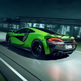 NOVITEC Makes The McLaren 570GT Even Sportier