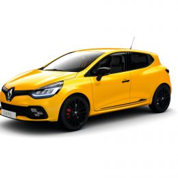 Renault Launches New Black Edition Option Pack For Clio Renault Sport