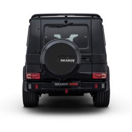 "BRABUS 900 ""ONE OF TEN"" Mercedes G 65"