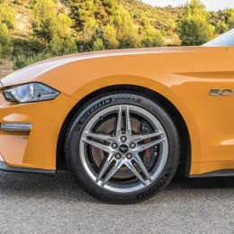 Ford reveals new Ford Mustang for Europe