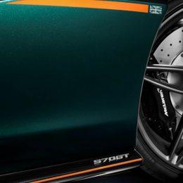 MSO McLaren 570GT in XP Green