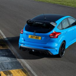 New Ford Focus RS Edition