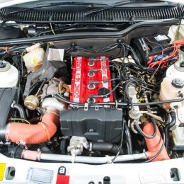 1988 Ford Sierra Cosworth RS500 engine
