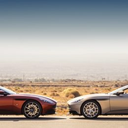 DB11 Volante the ultimate convertible Sports GT