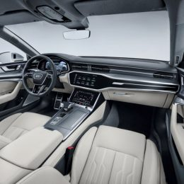 The new Audi A7 Sportback