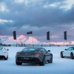 Aston Martin On Ice comes to Hokkaido