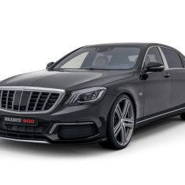BRABUS 900 based on the Mercedes-Maybach S 650