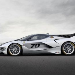 Ferrari FXX-K Evo to make UK debut at Autosport International 2018