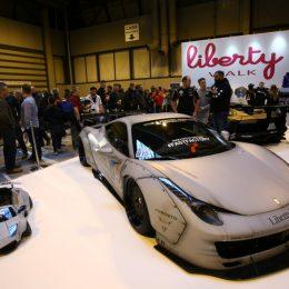 Global Reveal of Bespoke Aventador from Liberty Walk EU