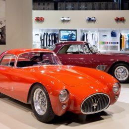 Maserati-A6GCS-53-at-Milano-AutoClassica-2017
