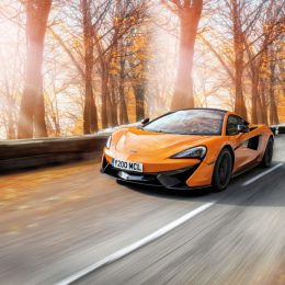 McLaren teams up with Pirelli to get a grip on winter with specialised wheel and tyre sets
