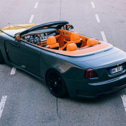 SPOFEC OVERDOSE for the Rolls-Royce Dawn