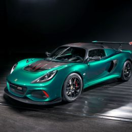 The New Lotus Exige Cup 430