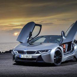 The new BMW i8 Coupé