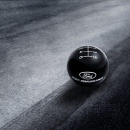 Ford Performance gear knob