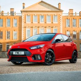 RS Edition now available to order in Race Red