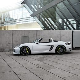 TECHART for Porsche 718 Boxster