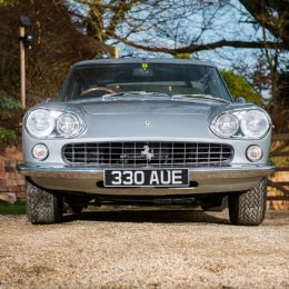 Rare 1965 Ferrari 330 GT goes up for auction