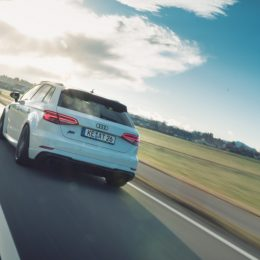 ABT Sportsline 500 HP Audi RS3