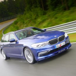 ALPINA B5 Bi-Turbo world's fastest production estate arrives in uk for 2018