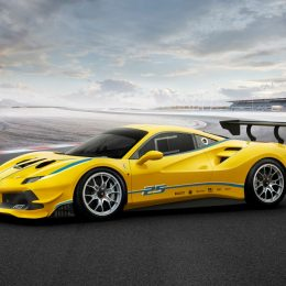 Proposed Ferrari Challenge UK Race Series for 2019