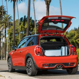 Introducing the new 2018 MINI hatchback