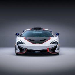 McLaren Special Operations delivers their MSO X
