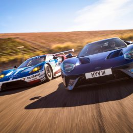 Road vs Race - The Ford GT goes head to head