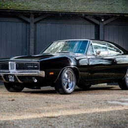 1969 Dodge Charger 'Bullitt' spec