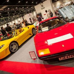 96 Club returns to Car Club Square in 2018