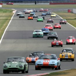 Affordable Road Sports race returns to Silverstone Classic 2018
