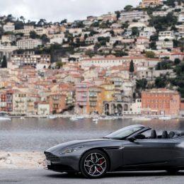 Aston Martin Geneva 2018 DB11 Volante
