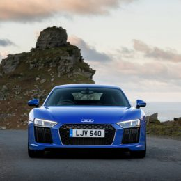 Audi Sport takes a new turn with the new R8 V10 RWS
