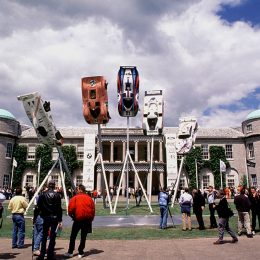 Godowood FoS Porsche 1998