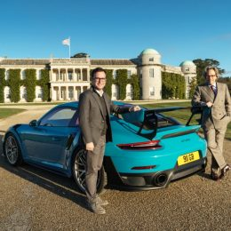 Porsche to Celebrate 70 Years of Sports Cars at FOS 2018