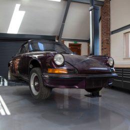 Autofarm to restore rare Porsche treasure