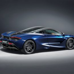 Introducing the McLaren 720S in Atlantic Blue by MSO
