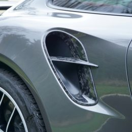MANSORY carbon modifications for the current Porsche 911 Turbo S