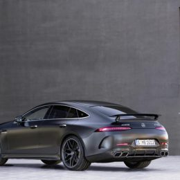 The new Mercedes-AMG GT 4-Door Coupe