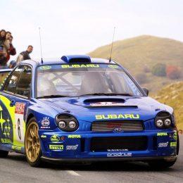 Subaru marks STI 30th Anniversary