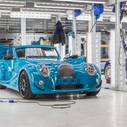 First Morgan Aero GT rolls off production line