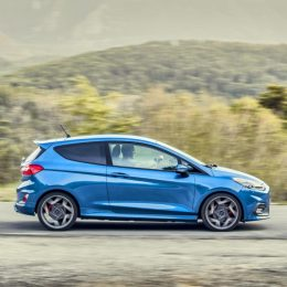 All-new Ford Fiesta ST with industry first Technologies
