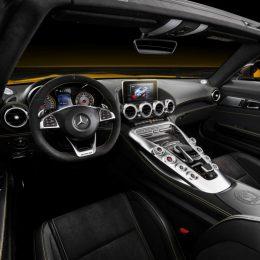 Mercedes-AMG GT S Roadster