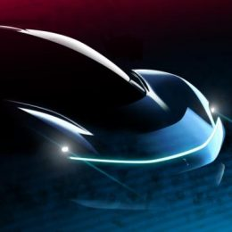 Automobili Pininfarina PF0 Design Intent Sketch